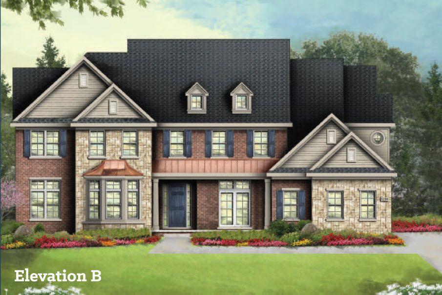单亲家庭 为 销售 在 Dunhill Park - Somerset 4770 Dunhill Court Northville, Michigan 48167 United States