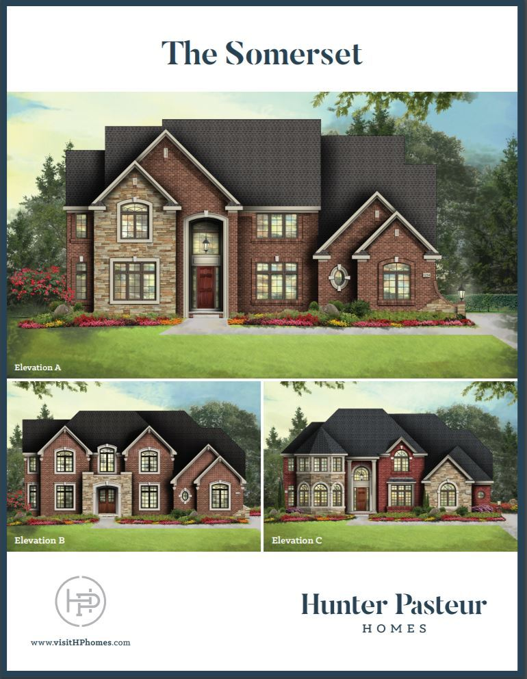 Single Family for Active at Baron Estates - Somerset 3290 Baron Dive Bloomfield Hills, Michigan 48302 United States
