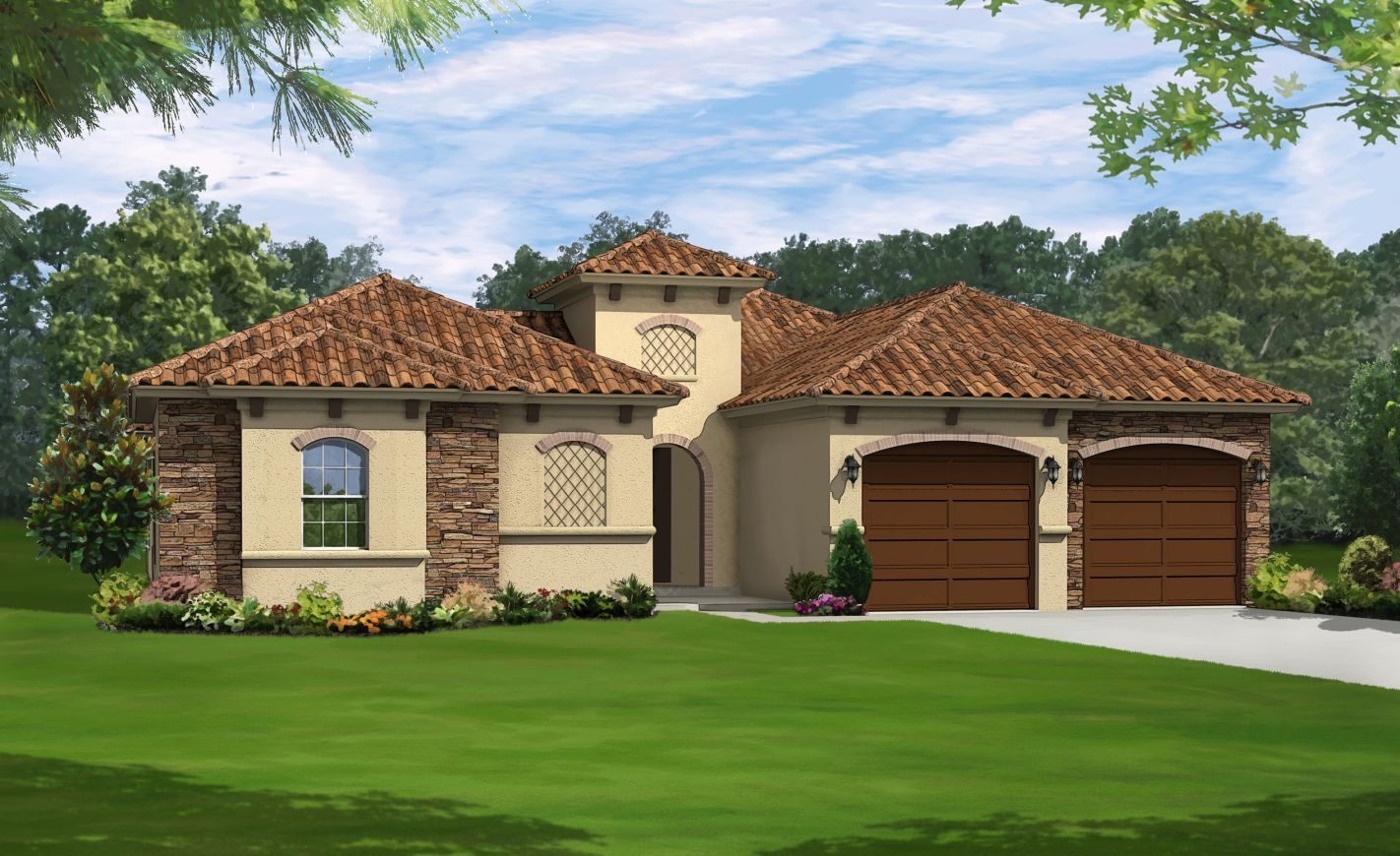 Single Family for Sale at Avilla - Brazilia 2850 Swoop Circle Kissimmee, Florida 34741 United States