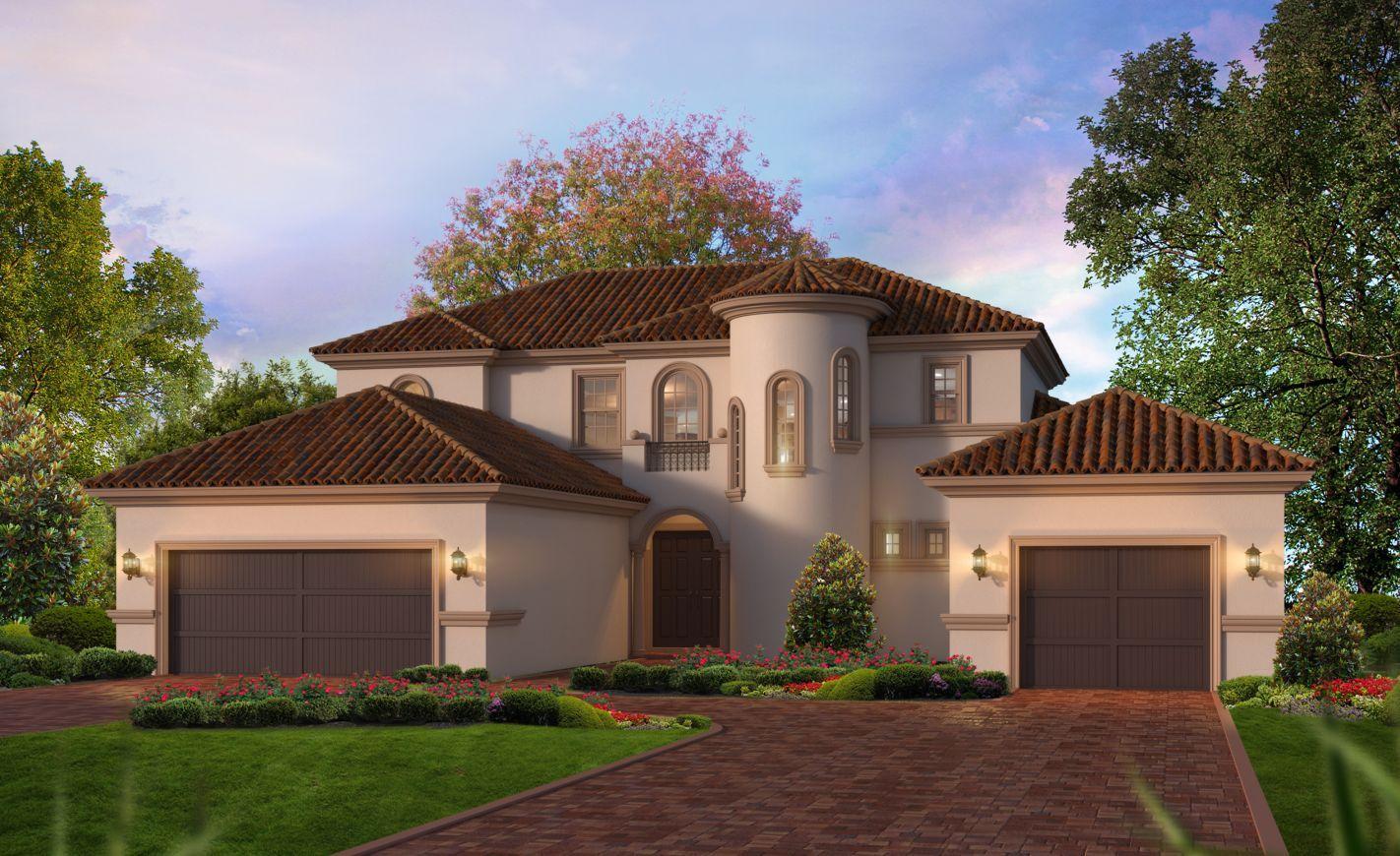 Single Family for Sale at Tamaya - Marabella 2938 Danube Court Jacksonville, Florida 32246 United States