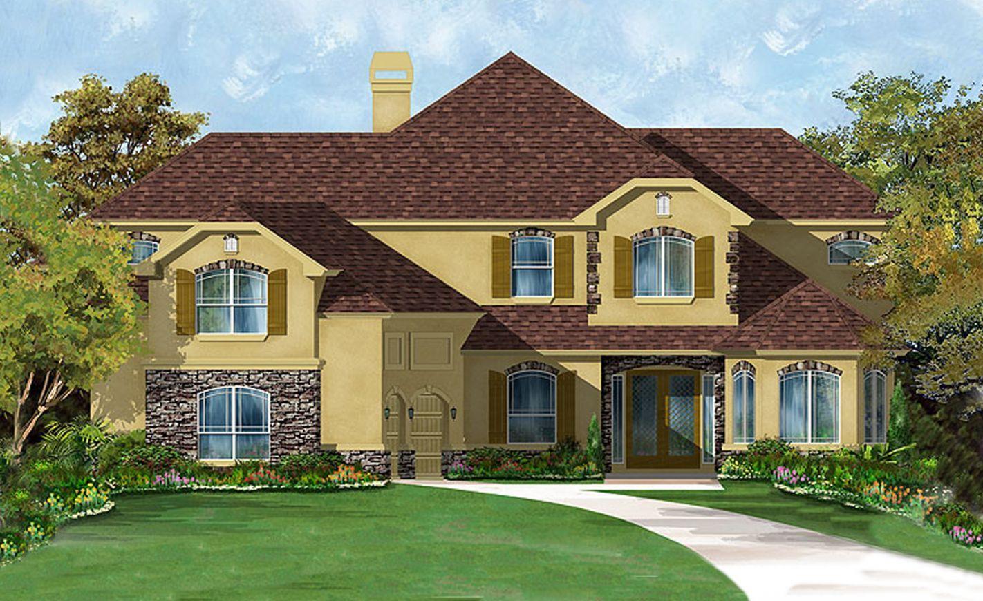 Single Family for Sale at Tamaya - Nottingham Ii 2938 Danube Court Jacksonville, Florida 32246 United States