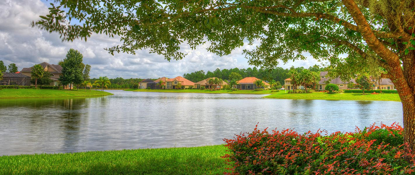 Single Family for Active at Egret V 401 East Kesley Lane St. Johns, Florida 32259 United States