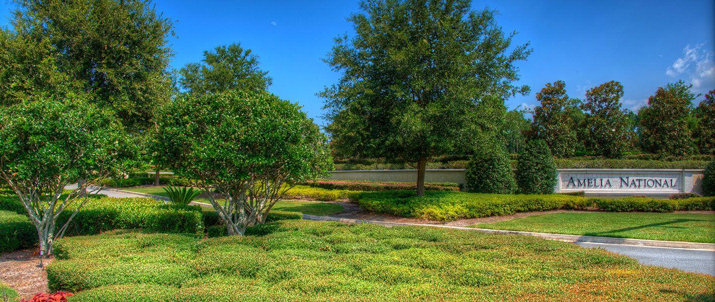 Amelia National New Homes In Fernandina Beach Fl By Ici