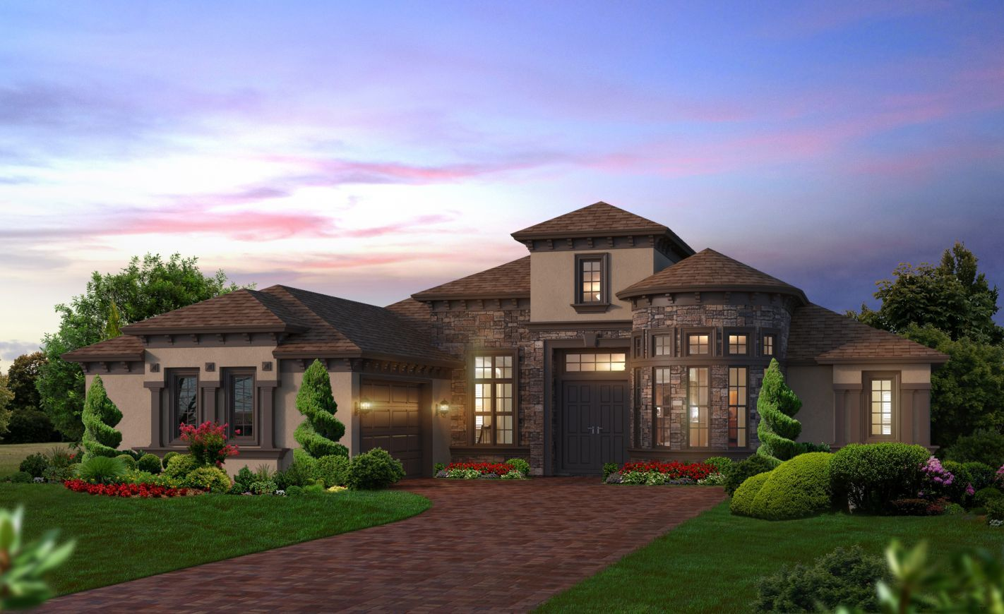 Ici homes plantation bay isabella 1374212 ormond beach for Isabella house