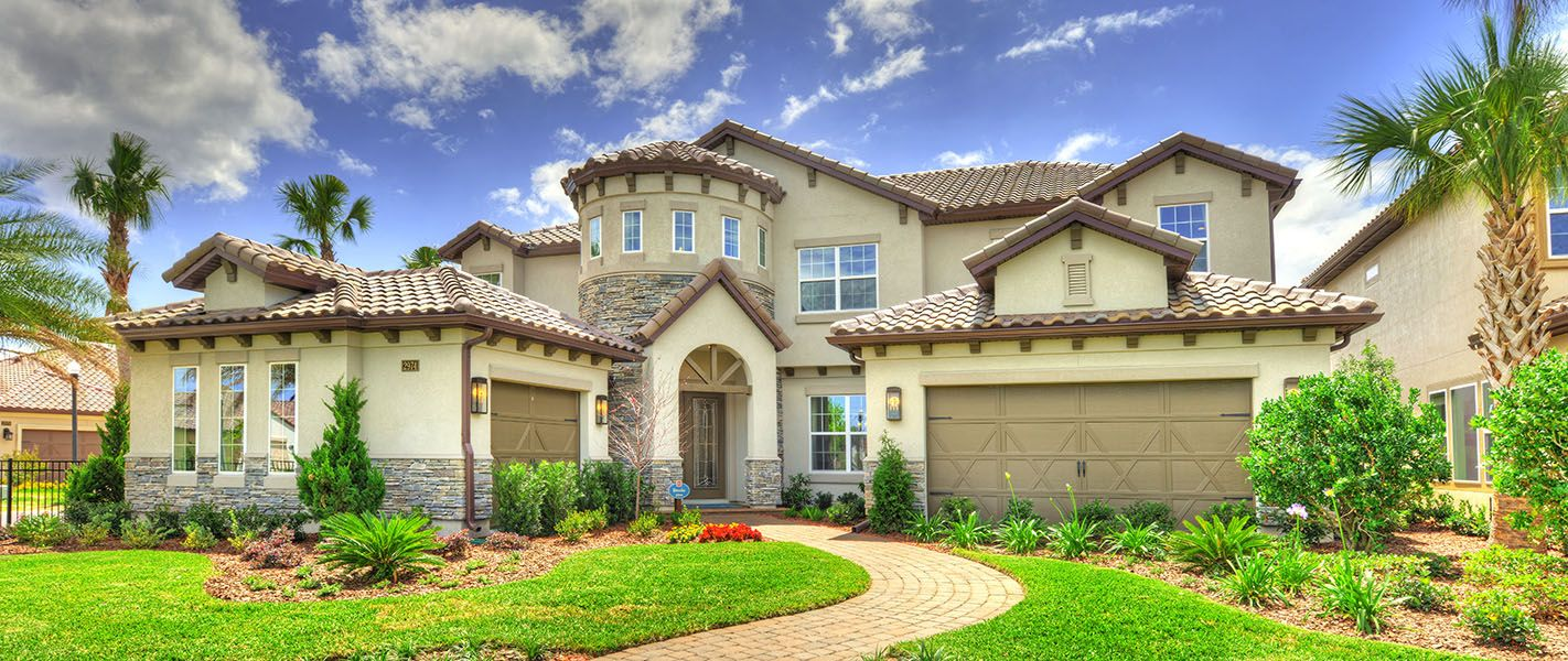 Tamaya new homes in Jacksonville FL by ICI Homes on