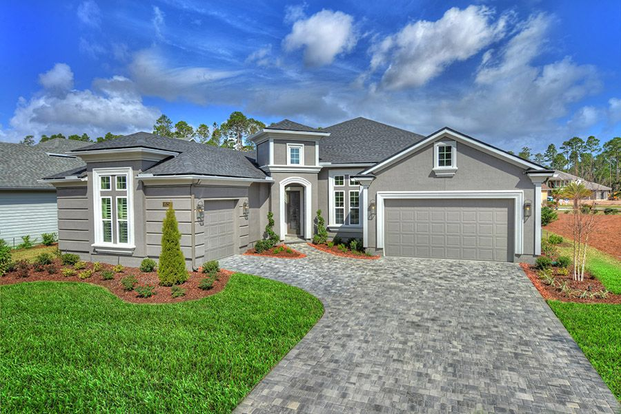 Single Family for Active at Cameron 95259 Amelia Nat'L Parkway St. Johns, Florida 32259 United States