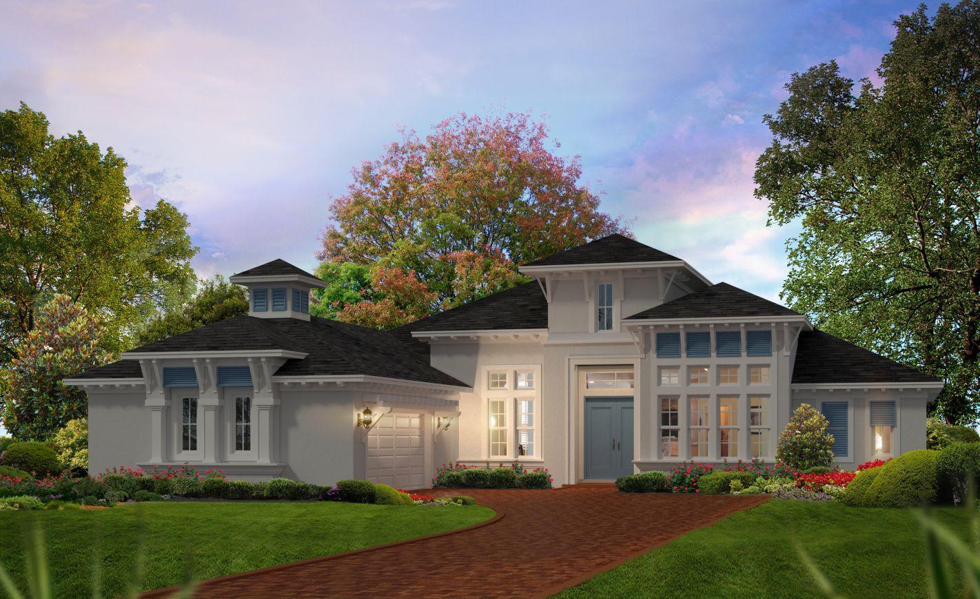 100 Plantation Bay Drive - Ormond Beach, FL - Luxury Home ...