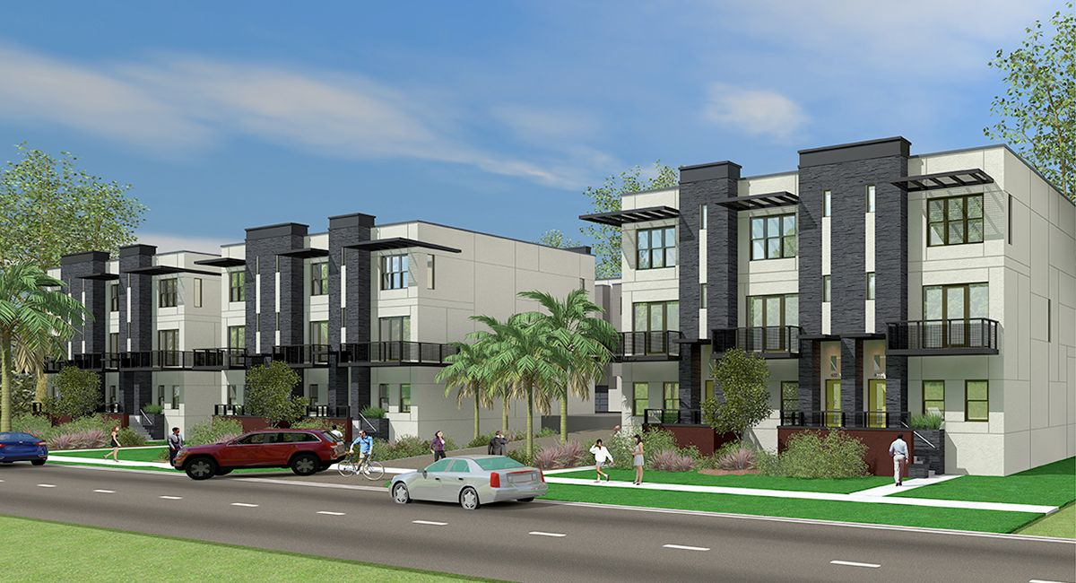 icon residential the exchange at westshore boulevard 1325542 tampa fl new home for sale