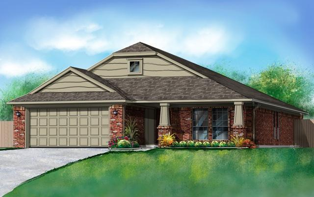 Single Family for Sale at Holloway 12529 Native Hill Drive Choctaw, Oklahoma 73020 United States