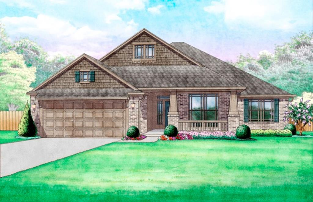 3901 Painted Bird Lane Norman Ok New Home For Sale