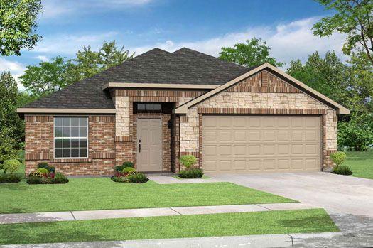 Single Family for Sale at Augusta 3907 Montecristo Lane Sanger, Texas 76266 United States