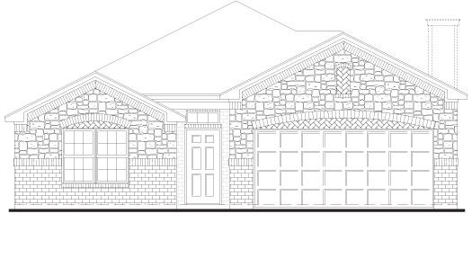 Single Family for Sale at Sanger Circle - Richmond 4101 Bridle Path Lane Sanger, Texas 76266 United States