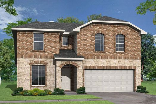 Single Family for Sale at Sanger Circle - Santa Fe 4101 Bridle Path Lane Sanger, Texas 76266 United States