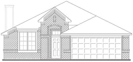Single Family for Sale at Sanger Circle - Hartford 4101 Bridle Path Lane Sanger, Texas 76266 United States