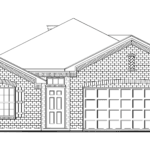 Single Family for Sale at Sanger Circle - Lincoln In Sanger Circle 4101 Bridle Path Lane Sanger, Texas 76266 United States