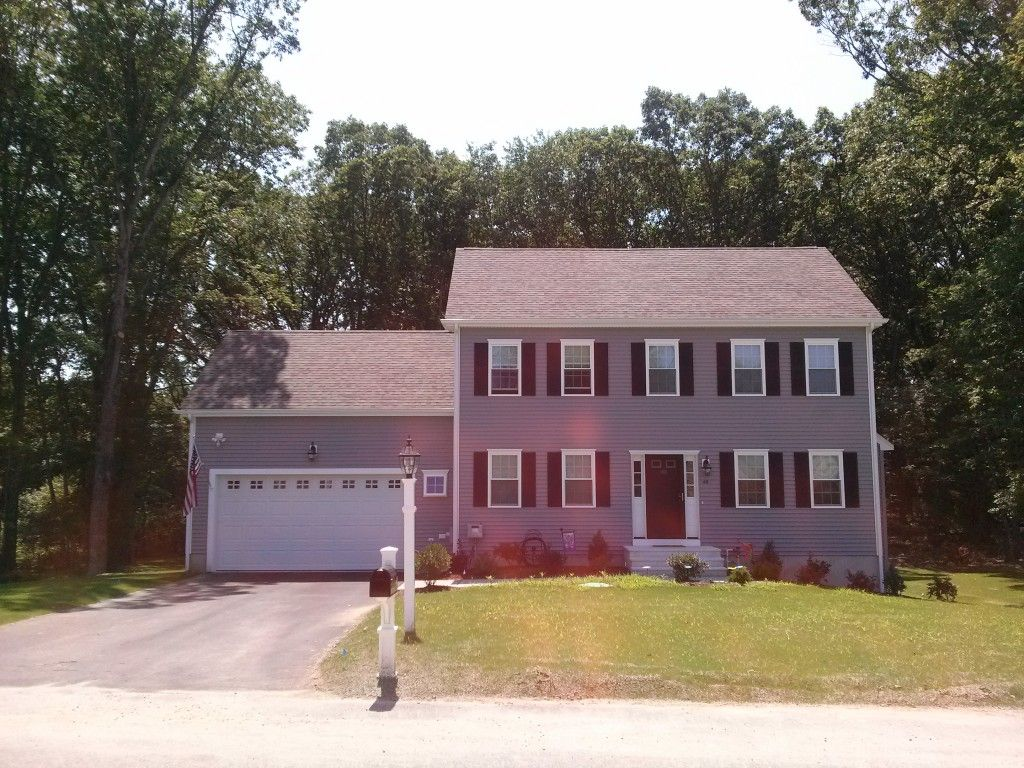 Single Family for Active at Harris Pond Village - The Norwood Ii 83 Glenside Dr Blackstone, Massachusetts 01504 United States
