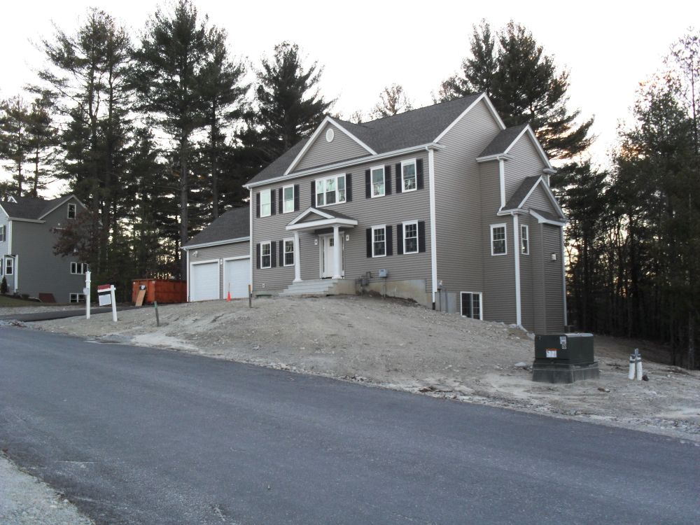 Single Family للـ Sale في Harris Pond Village - The Wellesley 83 Glenside Dr Blackstone, Massachusetts 01504 United States