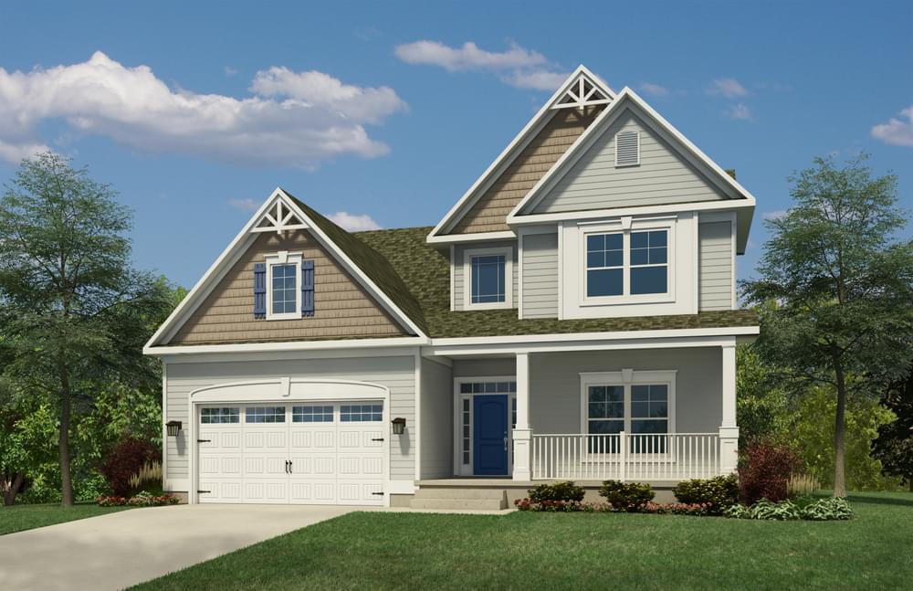 Single Family for Sale at Bishop's Landing - Frank 30185 Brandywine Drive Millville, Delaware 19967 United States