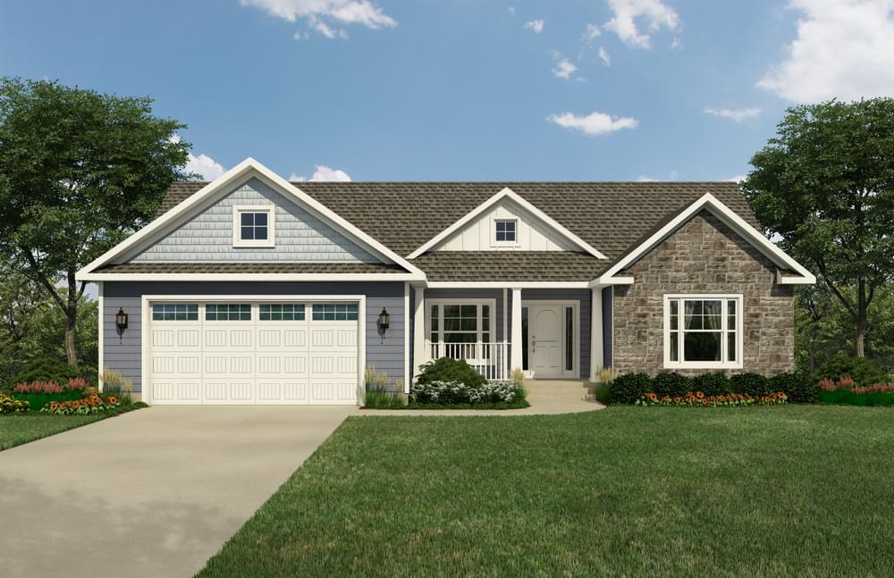 Single Family for Sale at Drake Springtown Farms Quickstart Lot #4 Milton, Delaware 19968 United States