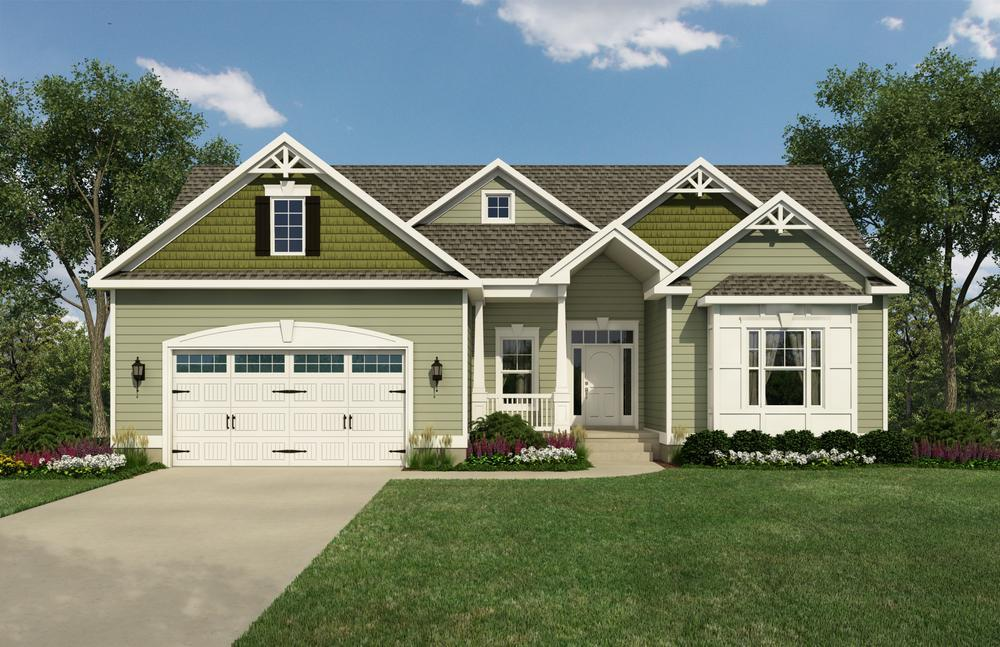 Single Family for Sale at Hawthorne - Drake 24785 Lewes Georgetown Highway Georgetown, Delaware 19947 United States