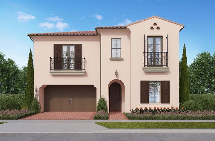 Single Family for Sale at Belvedere - Residence 3 107.5 Pewter Irvine, California 92620 United States