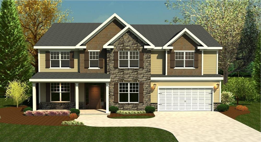 Один семья для того Продажа на Crawford Creek - Oglethorpe Ii 1608 Davenport Drive Evans, Georgia 30809 United States