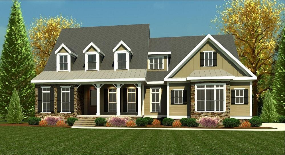 Single Family for Active at River Island - Longstreet River Island Parkway Evans, Georgia 30809 United States