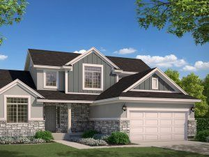 Single Family for Active at Alpine Traditional 1551 E 1425 N Layton, Utah 84040 United States