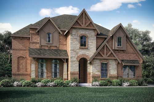Single Family for Active at Providence I 16013 Sorrento Drive Woodway, Texas 76712 United States