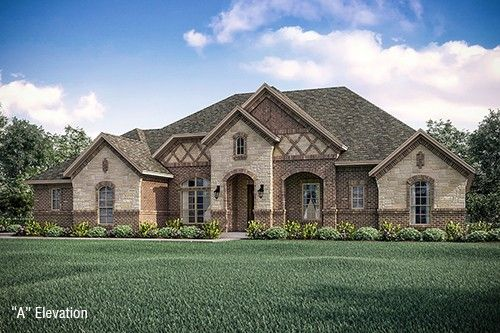 Single Family for Sale at Cross Timbers - Athens A Burleson, Texas 76028 United States