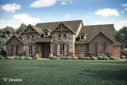 Single Family for Sale at Melbourne A 4108 Crosswind Street Burleson, Texas 76028 United States