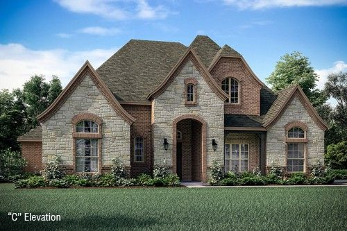 Single Family for Sale at Venice C 4101 Timber Vista Drive Burleson, Texas 76028 United States