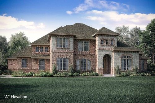 Single Family for Sale at Cross Timbers - Wellington A Burleson, Texas 76028 United States