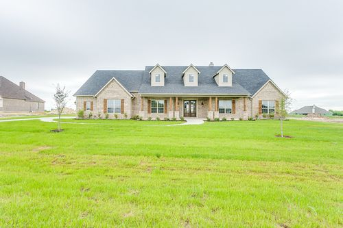 Single Family for Sale at Wellington 2840 Fossil Creek Drive Midlothian, Texas 76065 United States
