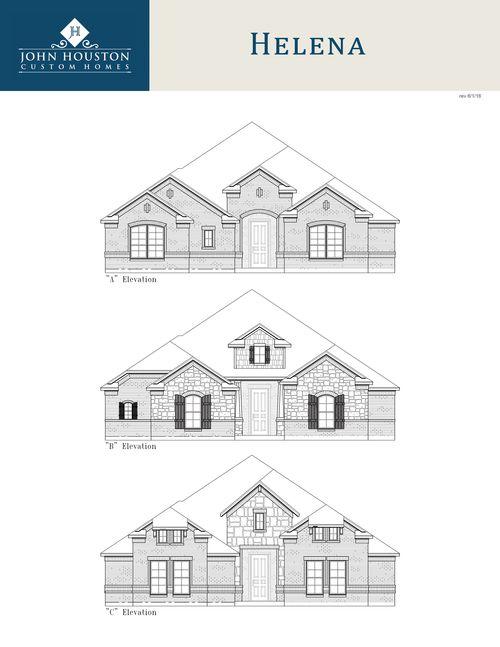 Single Family for Sale at Chapel Ridge - Helena S Abc Waco, Texas 76712 United States