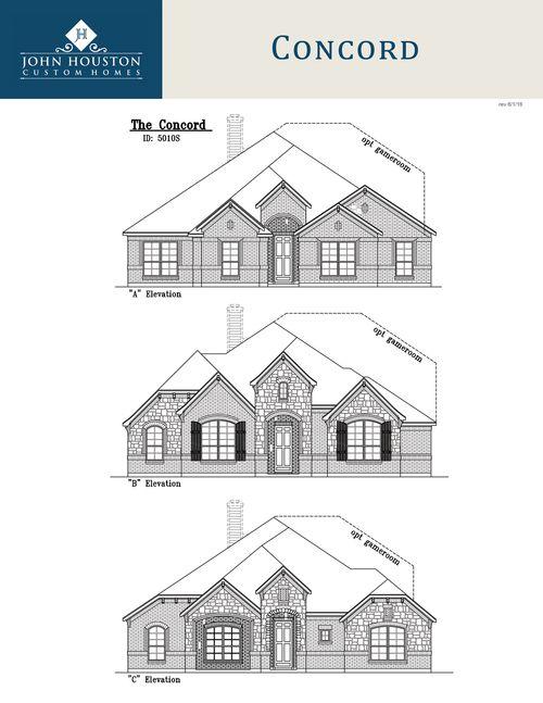 Single Family for Sale at Chapel Ridge - Concord S Abc Waco, Texas 76712 United States