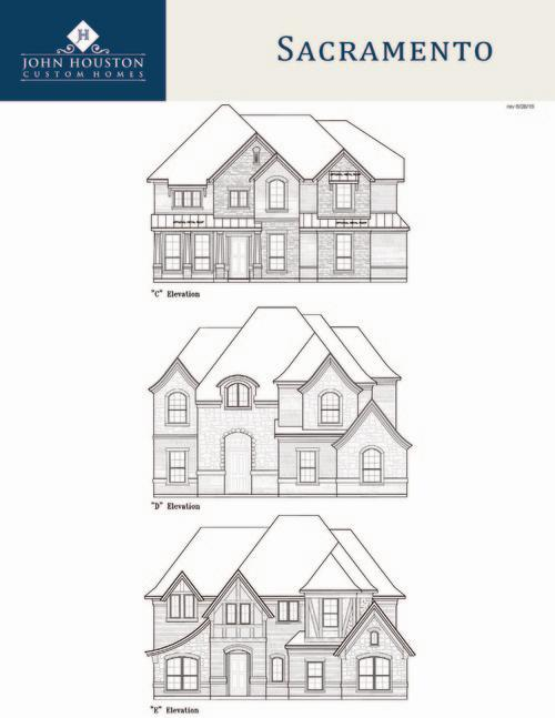 Single Family for Sale at Hidden Vistas - Sacramento S Cde 108 St Elias Burleson, Texas 76028 United States