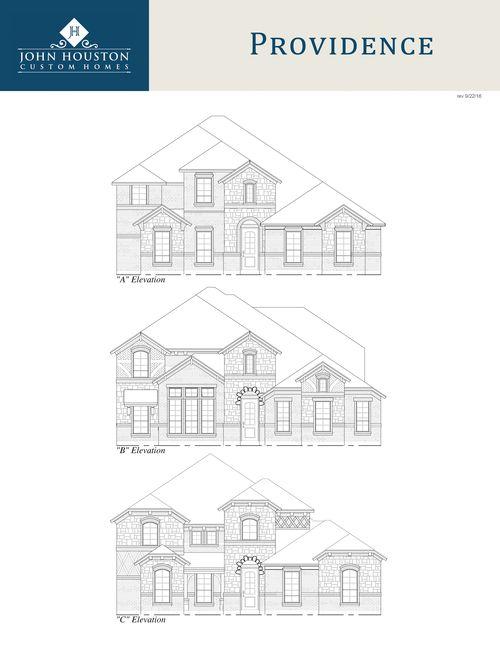 Single Family for Sale at Stoneridge - Providence S Abc Hewitt, Texas 76643 United States