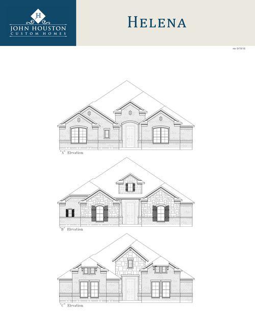 Single Family for Sale at Stoneridge - Helena S Abc Hewitt, Texas 76643 United States