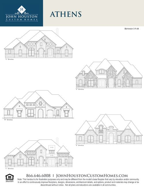 Single Family for Sale at Cross Timbers - Athens Abcde Call For Appointment Burleson, Texas 76028 United States