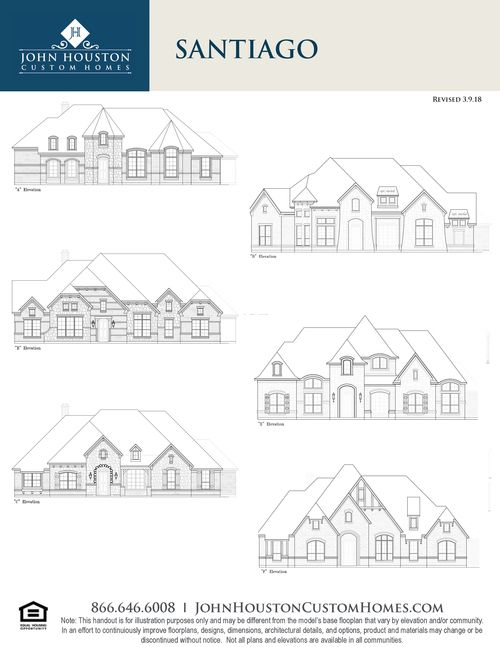 Single Family for Sale at Cross Timbers - Santiago Abcdef Call For Appointment Burleson, Texas 76028 United States