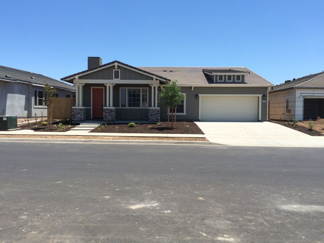 Single Family for Sale at Bela Terra - Covington 8688 N Anning Court Hilmar, California 95324 United States