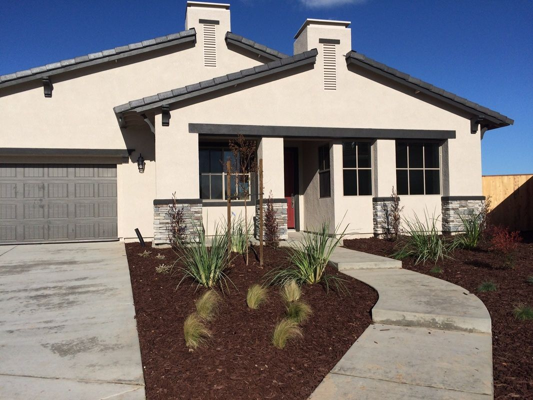 Single Family for Sale at Bella Flora - Lexington 1104 Jasmine Dr. Patterson, California 95363 United States