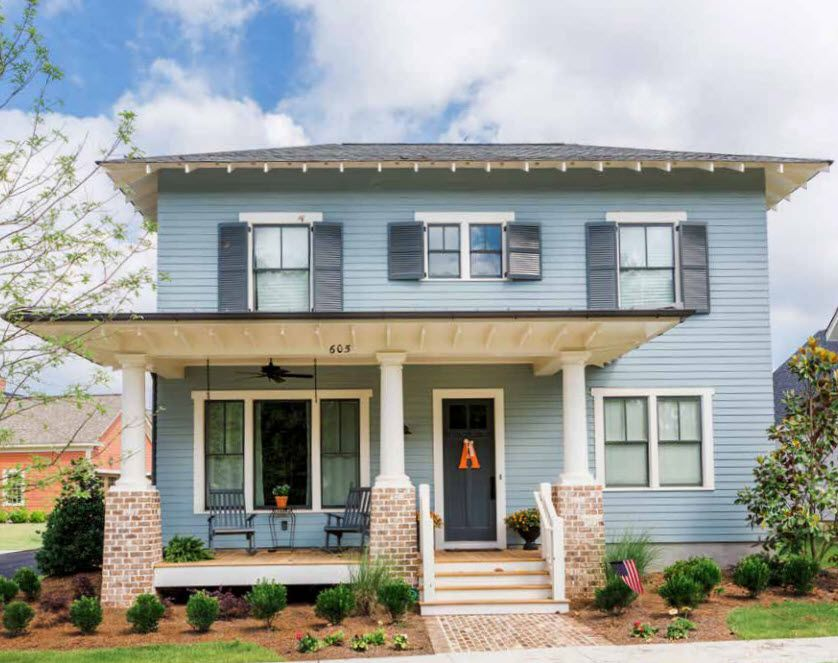 Single Family for Sale at Patrick Square - Camden - Cottage Homes 160 Thomas Green Blvd. Clemson, South Carolina 29631 United States