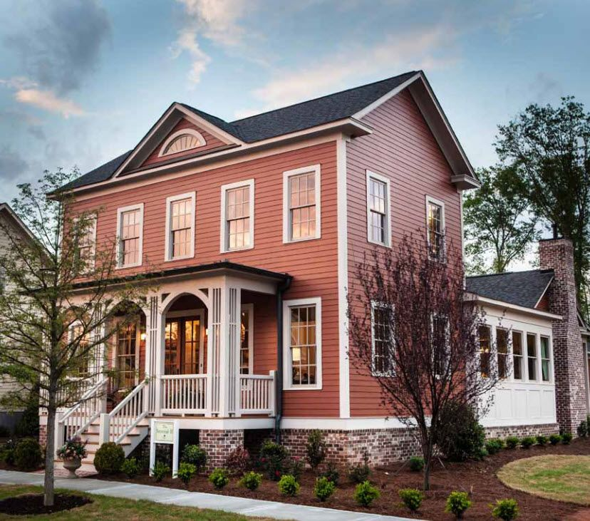 Single Family for Sale at Patrick Square - Savannah Ii - Village Homes 160 Thomas Green Blvd. Clemson, South Carolina 29631 United States