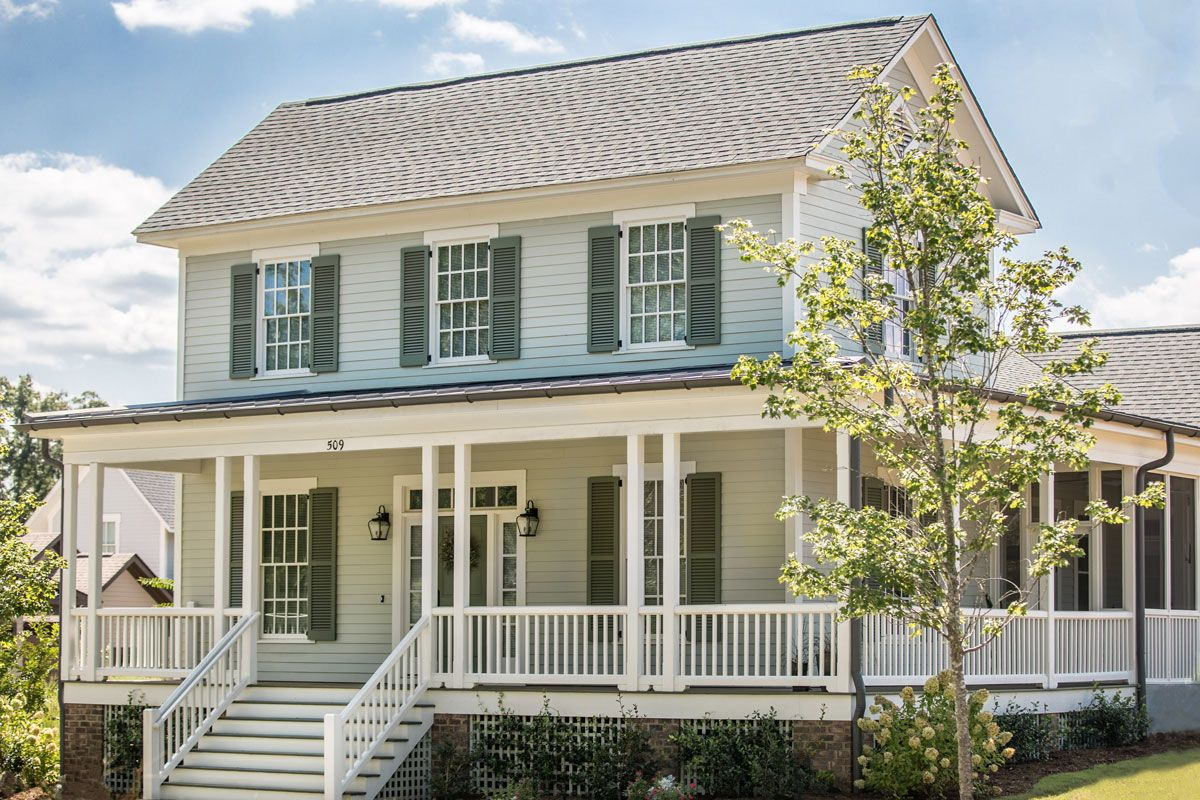 Single Family for Sale at Patrick Square - Beaufort Ii - Village Homes 160 Thomas Green Blvd. Clemson, South Carolina 29631 United States