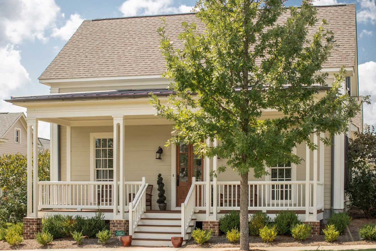 Single Family for Sale at Patrick Square - Savannah I - Village Home 160 Thomas Green Blvd. Clemson, South Carolina 29631 United States
