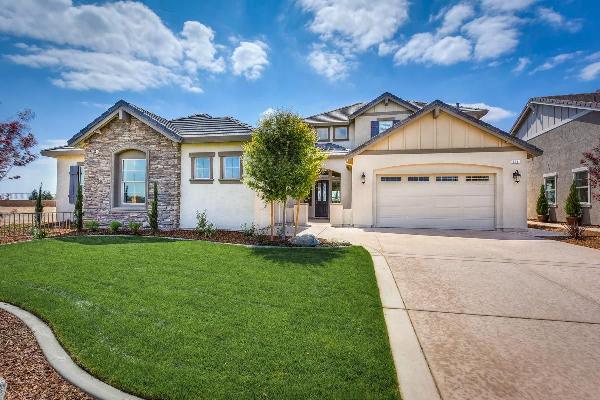Single Family for Active at The Bluffs At Whitney Ranch - Residence 3 1603 Redmond Dr. Rocklin, California 95765 United States
