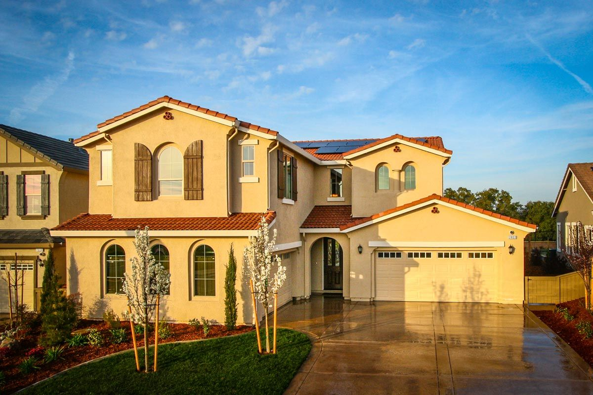 Single Family for Active at Wild Oak At Whitney Ranch - Residence 2 Old Ranch House Road Rocklin, California 95765 United States