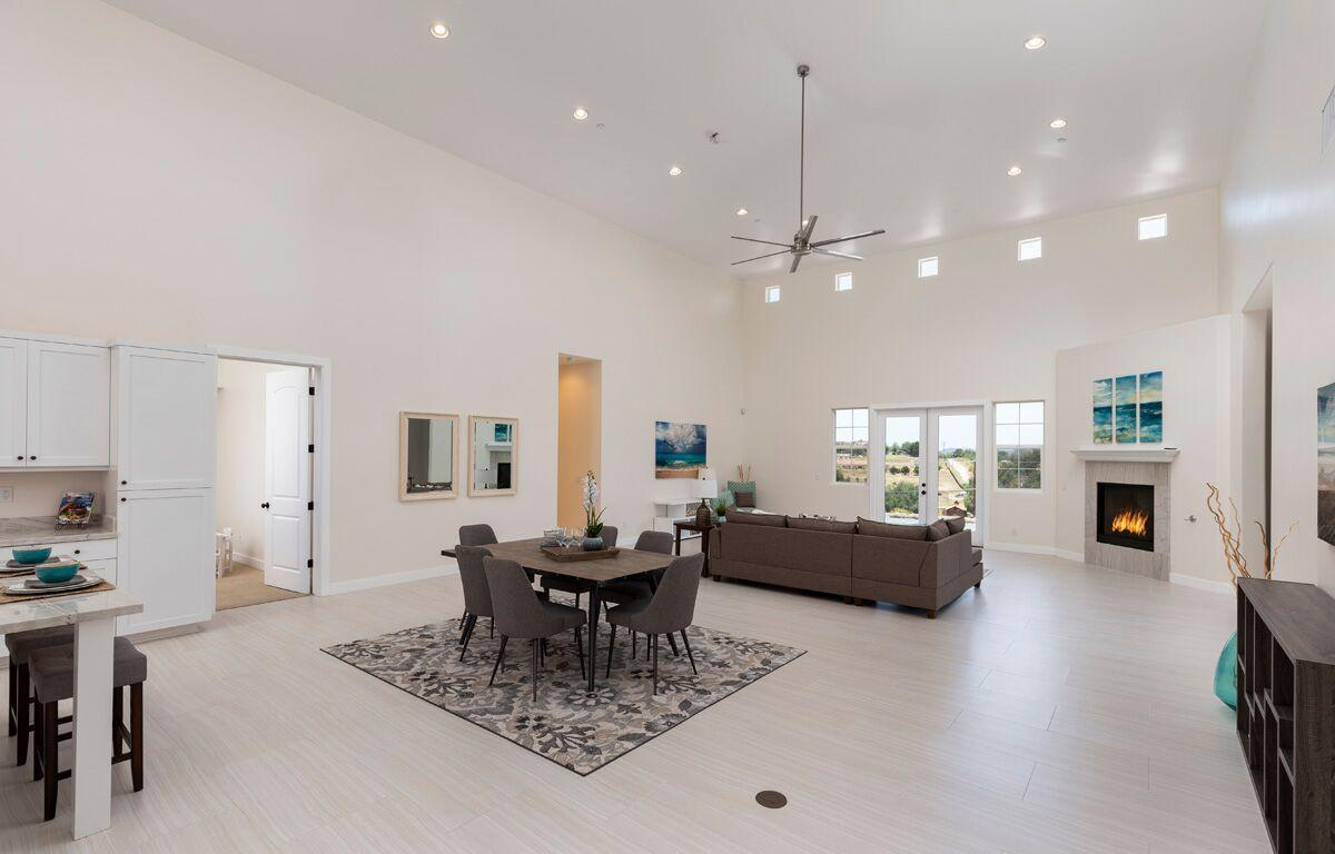 Single Family for Active at Plan 2 -Stone Summit 30050 Stone Summit Drive Valley Center, California 92082 United States